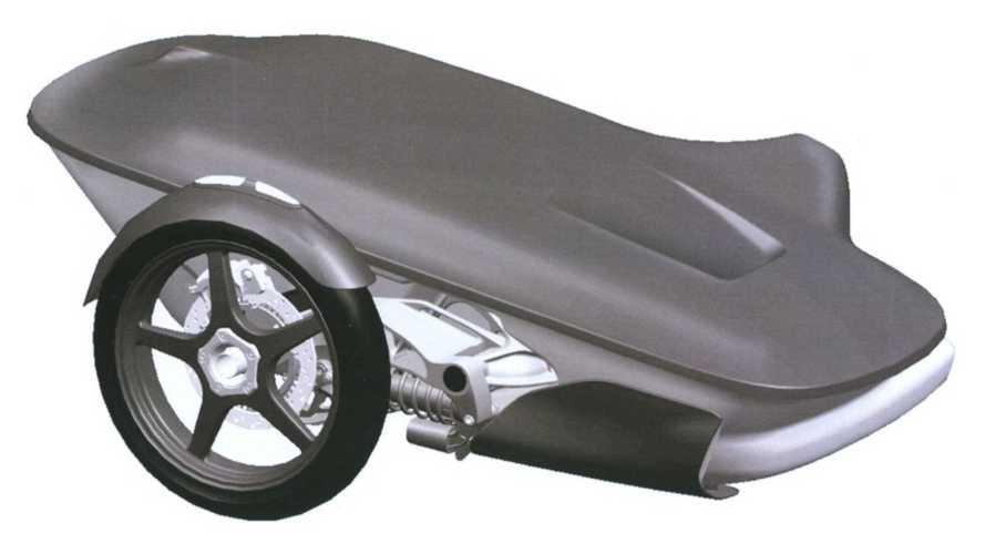 Вот так будет выглядеть коляска для мотоцикла Aurus