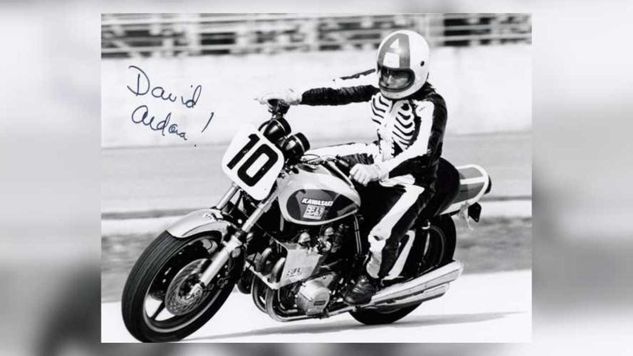 2021 AMA Vintage Motorcycle Days Grand Marshal David Aldana