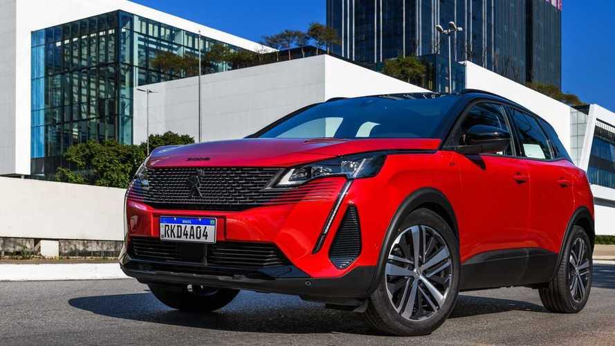 Novo Peugeot 3008 2022 é lançado; veja fotos, versões e preços