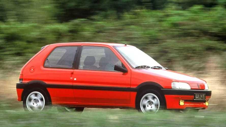 30 Tahun Peugeot 106