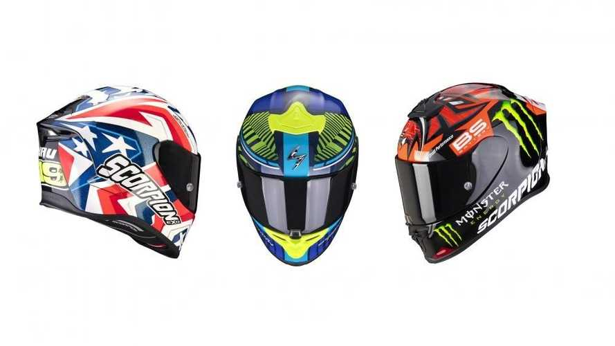 Scorpion Releases New EXO R1 Air Helmet Graphics For 2021