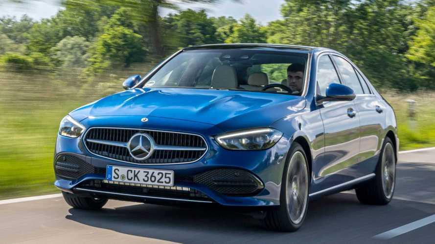 Novo Mercedes-Benz Classe C 2022 chegará ao Brasil em outubro