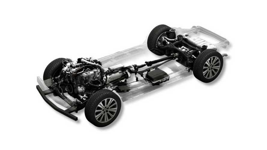 Propulsores electrificados de Mazda