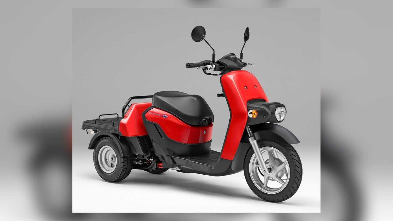 2021 Honda Gyro E