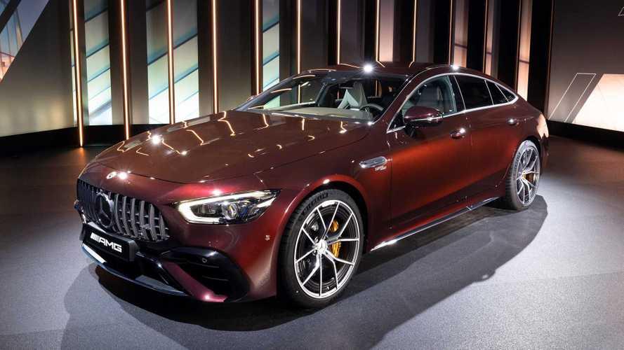 """Mercedes-AMG gönnt dem GT 4-Türer ein """"Lifestyle-Update"""""""