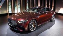 Mercedes-AMG gönnt dem GT 4-Türer ein