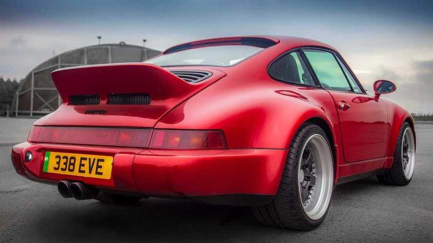 Everrati Porsche 911 Signature ist ein zum EV umgebauter 964