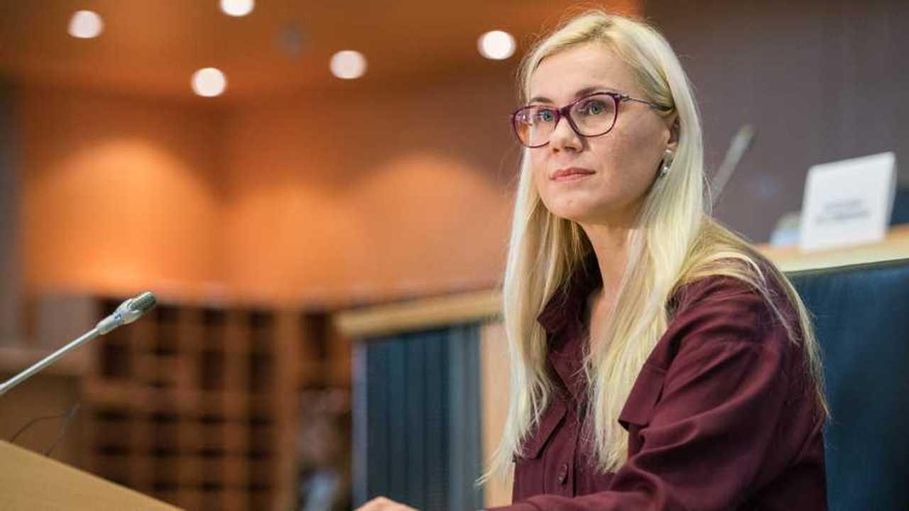 Kadri Simson, commissaria europea all'energia