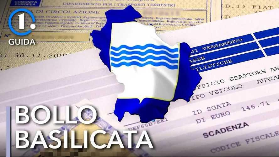 Come si paga il bollo auto in Basilicata
