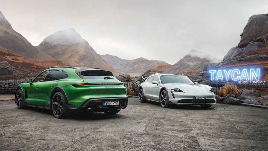 US: Porsche Taycan Sales Stabilize In Q3 2021