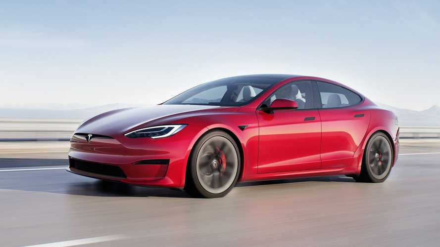 Tesla Model S Plaid+: Elon Musk hat die Topversion gestanzt