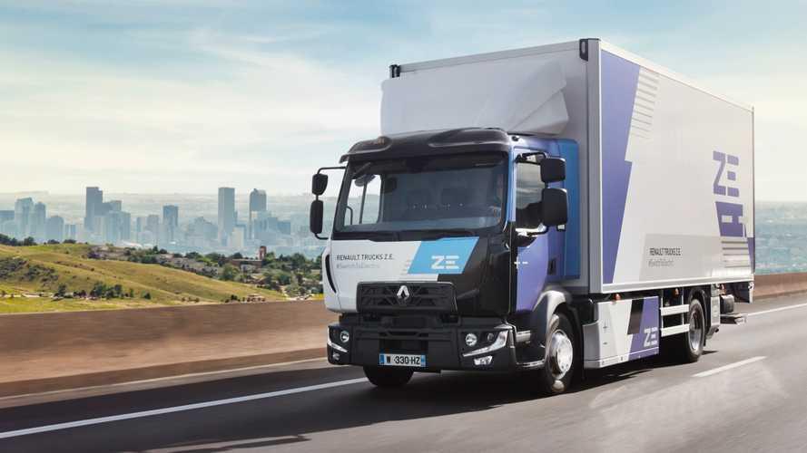 Renault will ab 2023 Elektro-Laster in jedem Marktsegment anbieten