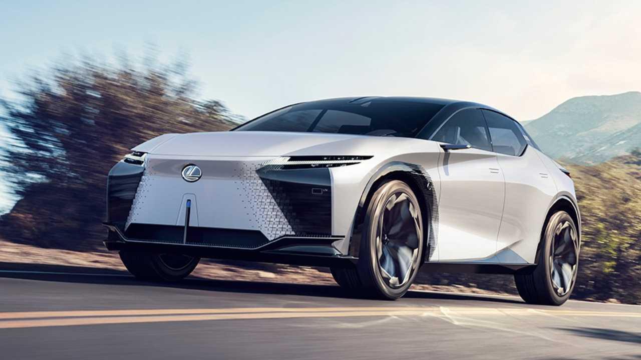 Lexus LF-Z Ön