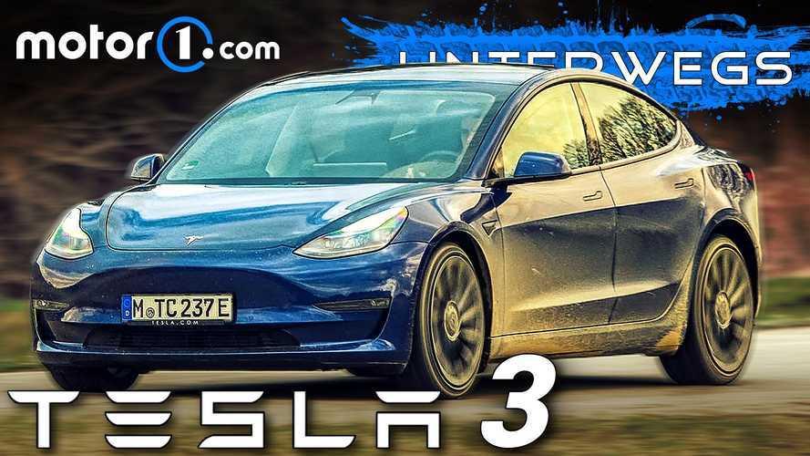 Video: Tesla Model 3 Performance im Test - Besser geht es nicht?!