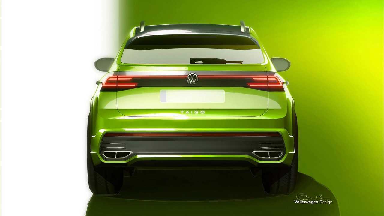 Volkswagen Taigo, nuevo SUV coupé parecido al VW Nivus