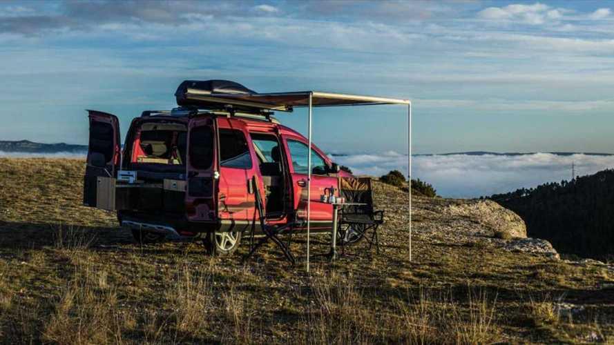 Dacia Dokker Camperiz: el camper más barato, desde 19.995 euros