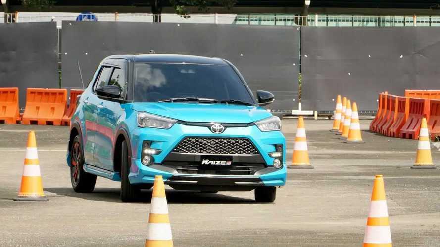 Mengenal Teknologi Canggih TSS pada Toyota Raize