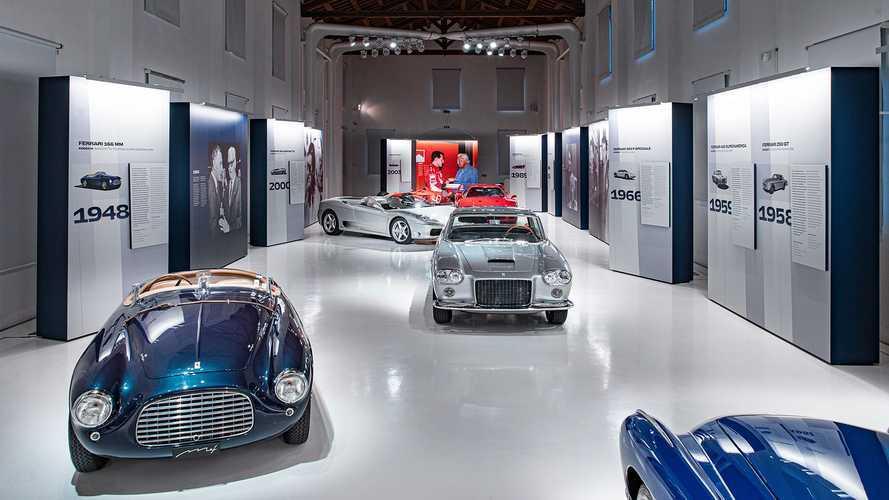 Gianni Agnelli, tutte le Ferrari da vedere nella mostra del centenario
