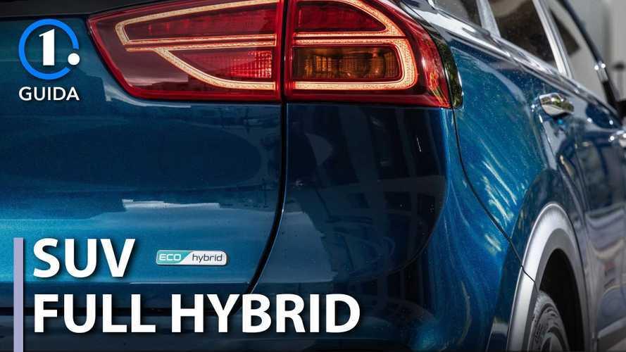 SUV ibridi full hybrid, tutti i modelli e i prezzi 2020-2021