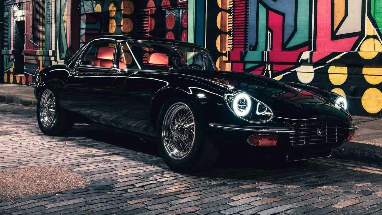 Jaguar E-Type Unleashed by E-Type UK