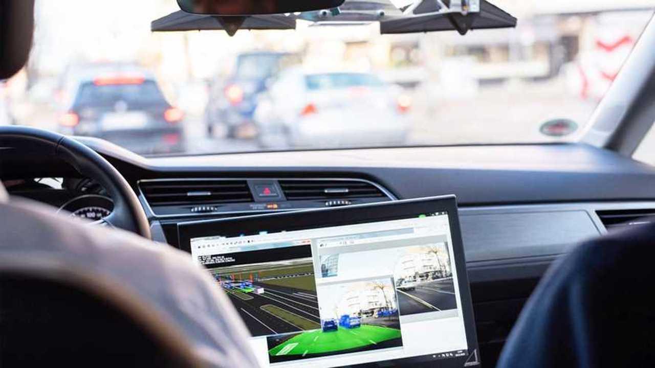 Telecamere per la guida autonoma