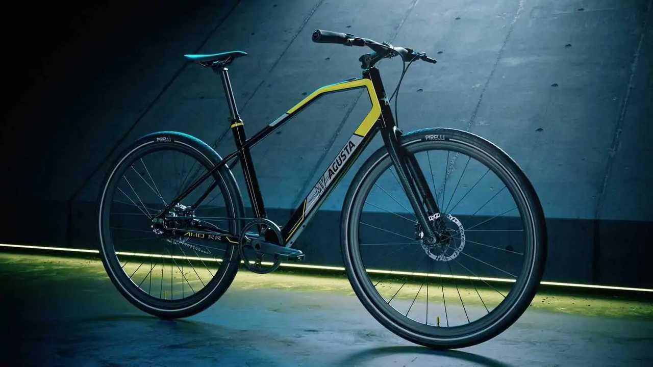 AMO RC y RR, las nuevas bicis electricas de MV Agusta