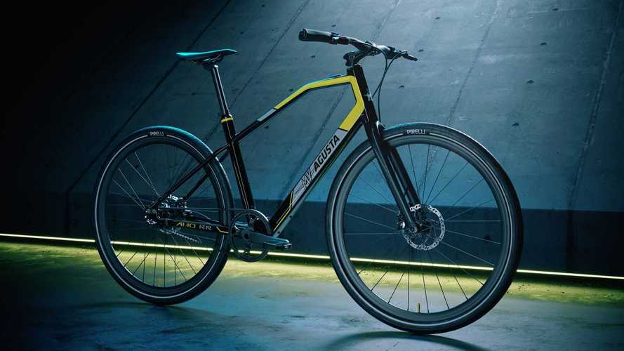 MV Agusta estrena bicicletas eléctricas: las AMO RR y RC