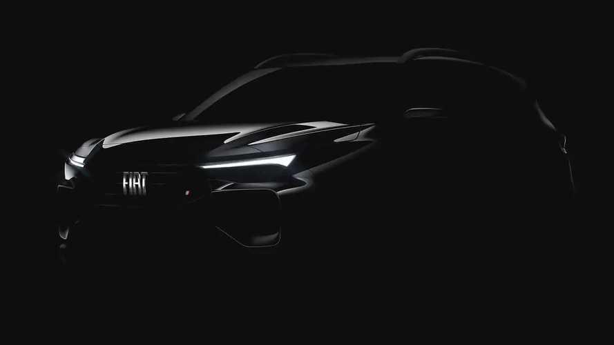 Progetto 363: Novo SUV da Fiat antecipa visual em último teaser