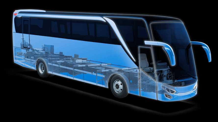 Tingkatkan Kenyamanan, Hino Luncurkan Bus R260 AS