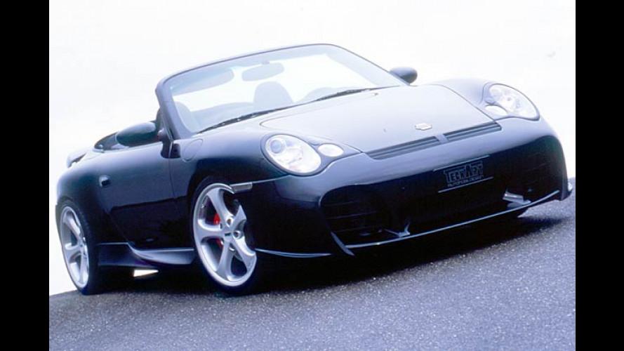 Techart: Porsche Carrera 4S umgeschneidert