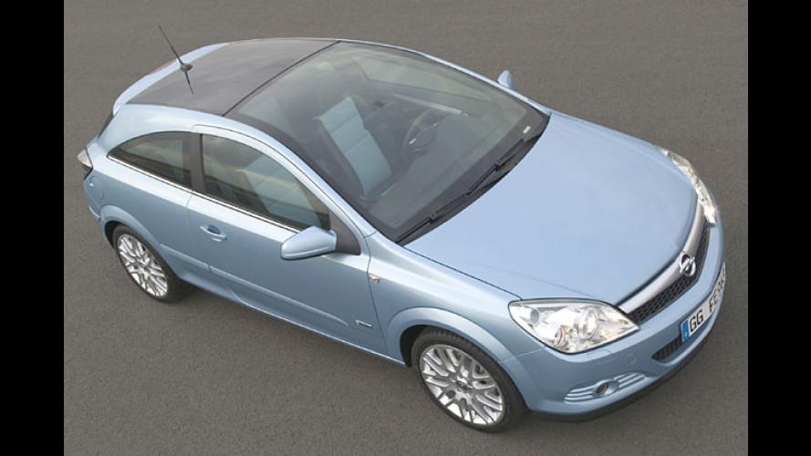 Opel Astra mit Doppelherz: Diesel und Strom für den Antrieb
