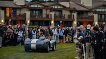 Pebble Beach Concours d'Elegance Dawn Patrol
