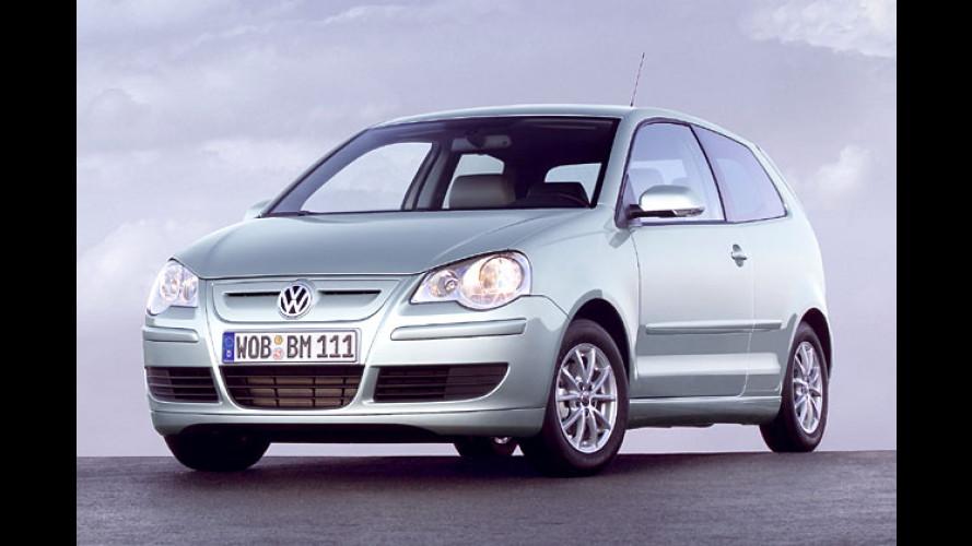 Spar-VW: Polo BlueMotion verbraucht unter vier Liter Diesel