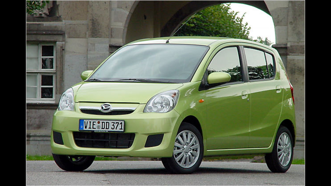 Alternative: Daihatsu Cuore