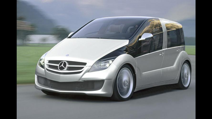 Mercedes-Premiere: F 600 Hygenius mit Brennstoffzelle