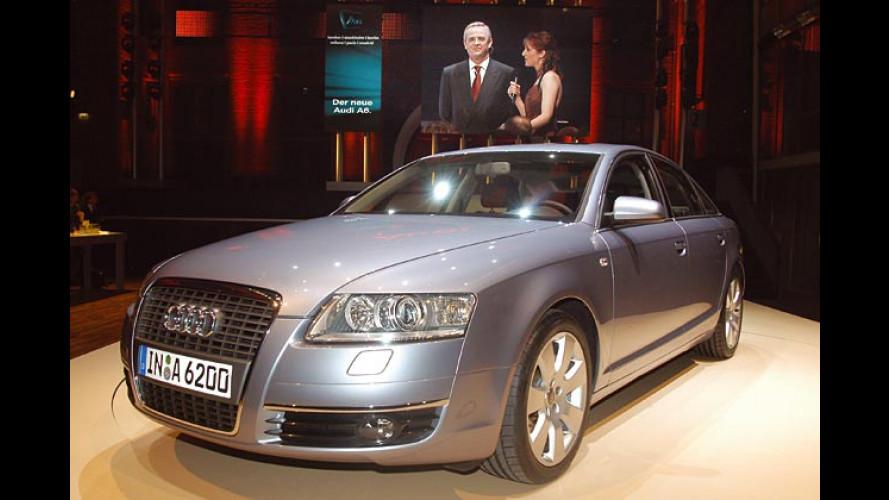 Neuer Audi A6: Vor reichlich Prominenz in Berlin präsentiert