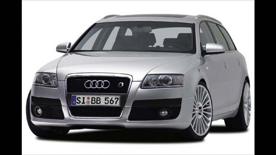 Für eilige Familienväter:300 Diesel-PS im Audi A6 3.0 TDI