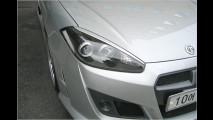Bodykit für Hyundai Coupé
