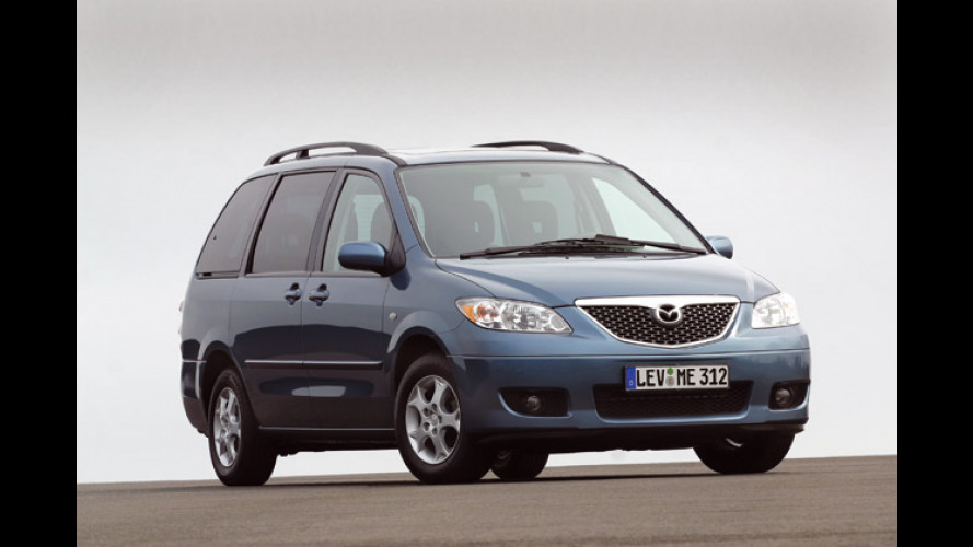 Mazda MPV Karakuri: Sechs in der Großraum-Limousine