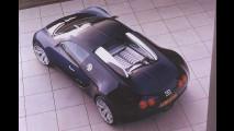 Bugatti Veyron kommt