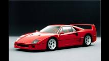 Ferrari feiert 30 Jahre F40