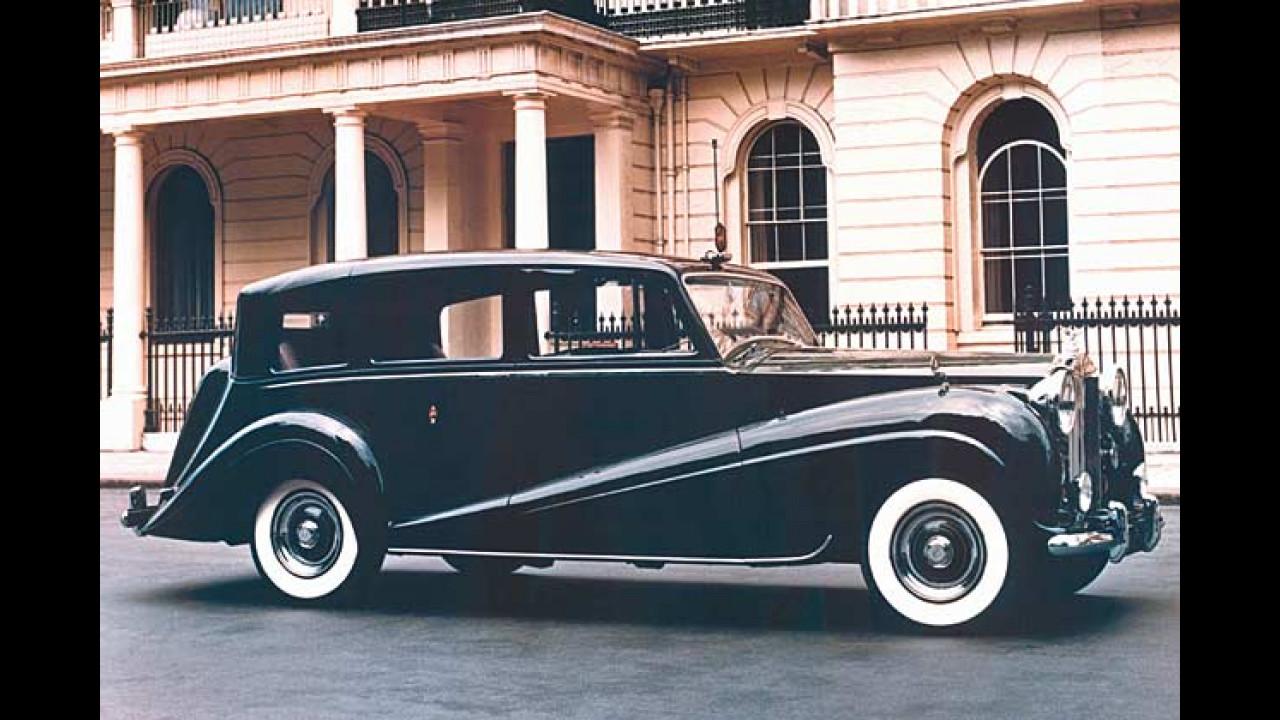 Rolls-Royce Phantom IV und V, 1950-1968