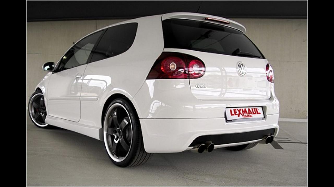 Lexmaul tunt VW