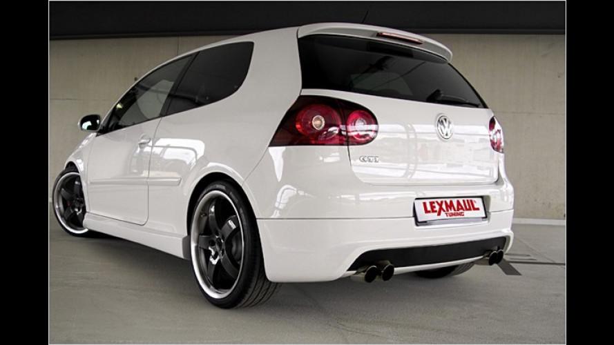 Lexmaul tunt VW-Turbomotoren per Mausklick
