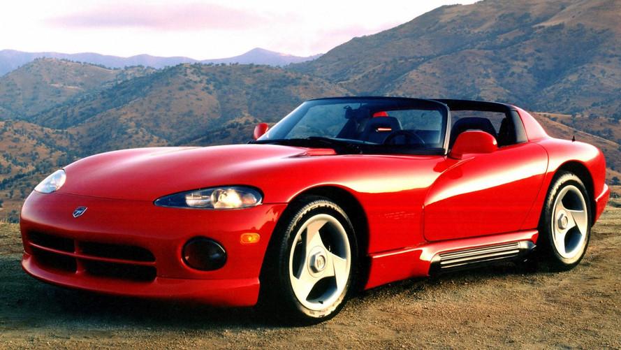 Dodge Viper - véget ért a típus gyártása