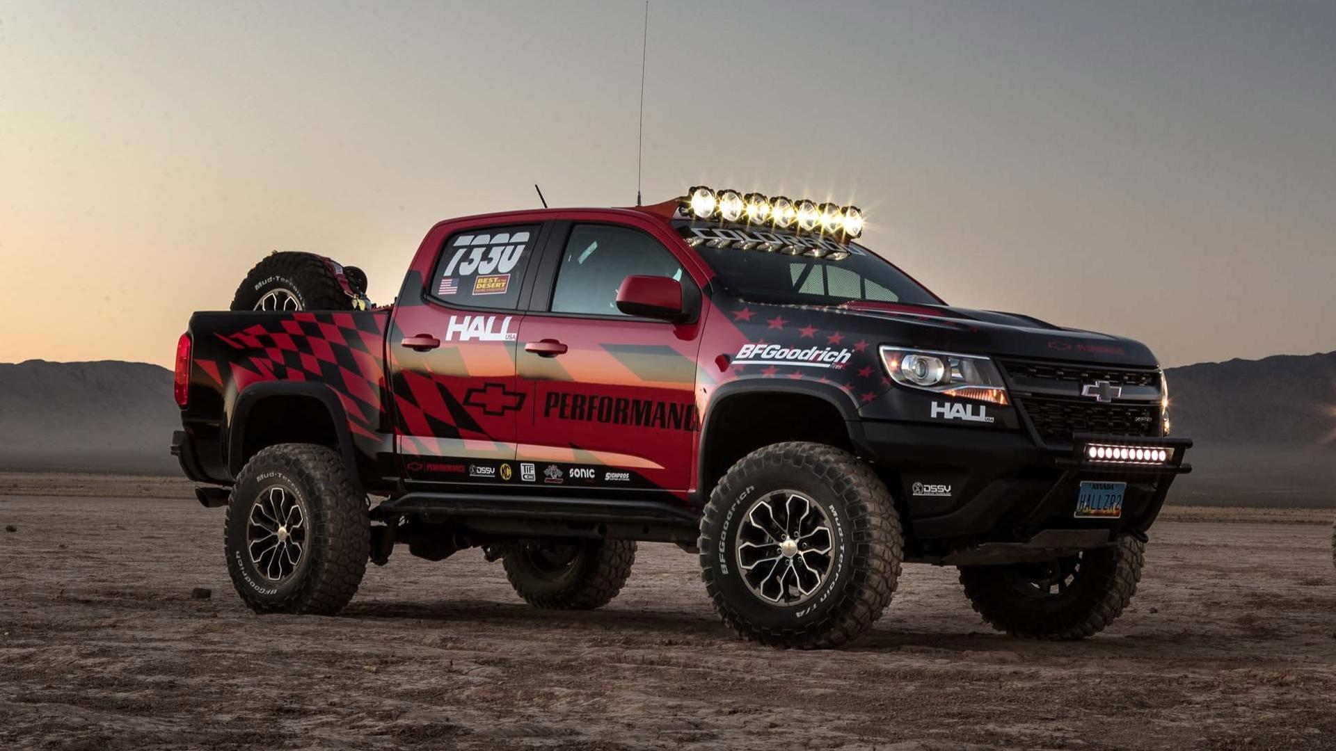 Chevy Colorado ZR2 Goes To Nevada For Off-Road Competition ...