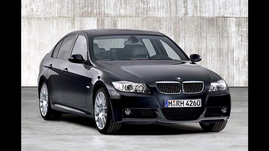 173 PS im 320si: BMW bringt den Dreier richtig auf Touren