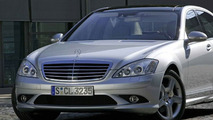 Mercedes-AMG Styling for New S-Class