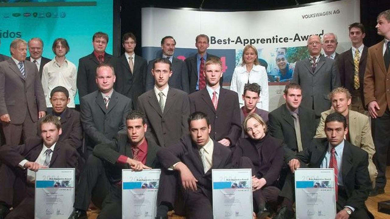 VW Best Apprentices