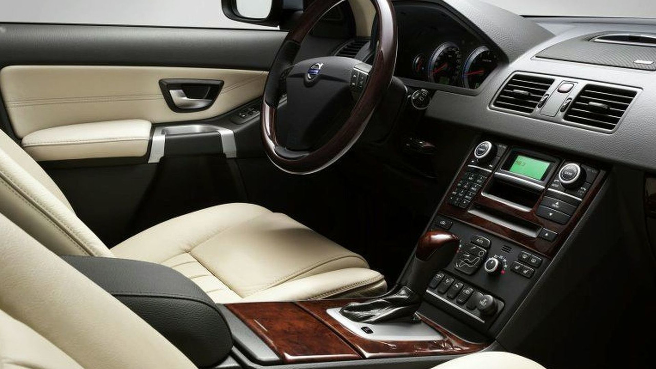 Volvo XC90 Executive Interior